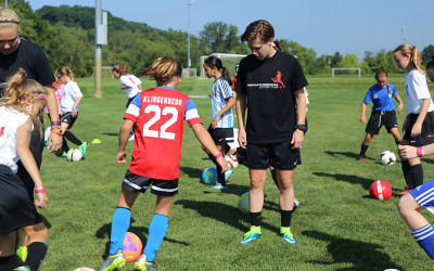 Meghan Klingenberg Soccer Camp is coming to Arizona!