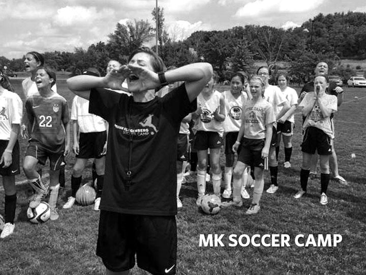 MK Soccer Camp