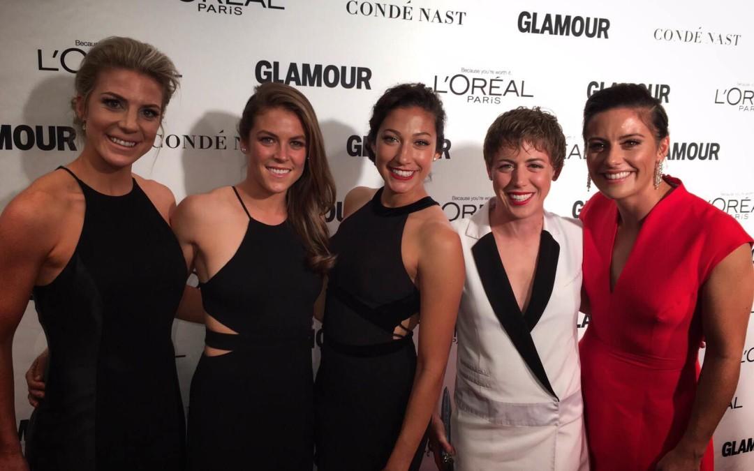 Glamour Magazine Gala