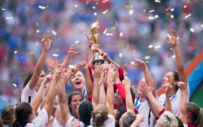 WNT Named 2014-15 USOC Team of the Year Finalist
